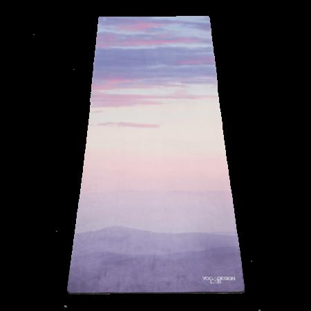 Esterilla de Yoga y Viajes antideslizante (Yoga design Lab)